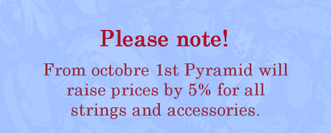Preiserhöhung pyramidsaiten eng