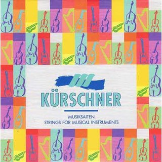 Kürschner Aoud strings light - ff, cc, gg, dd, AA, E