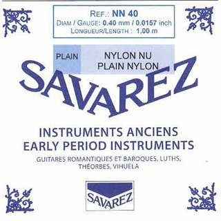 Nylon rectified Savarez