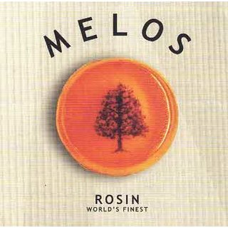 Rosin Melos bass viol/baroque cello