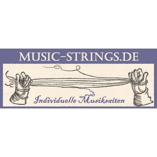 Bunddarm Music-Strings 0,80 mm