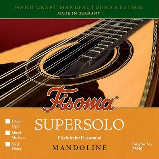 Fisoma mandolin string super solo